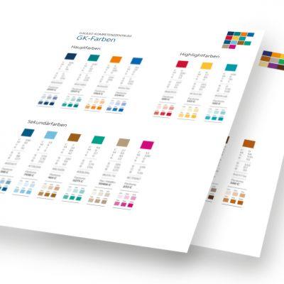 GalileoKompetenzzentrum Farbentwicklung