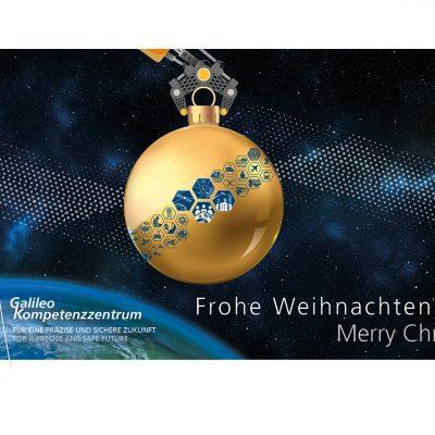 Galileo Kompetenzzentrum_Weihnachtskarte